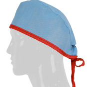 Scatter Armor Lead Free Disposable Thinking Cap Side
