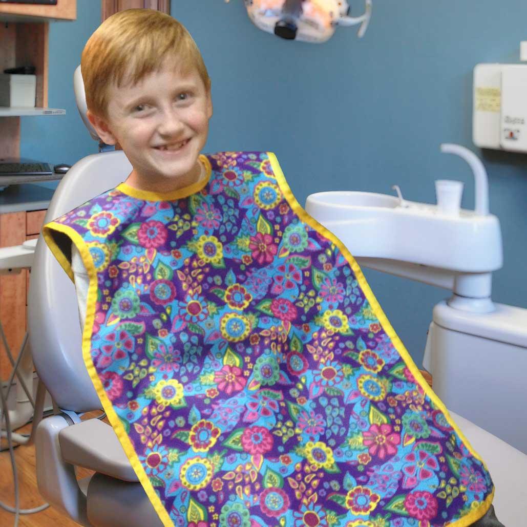 Delantal dental paciente niño DTL-CHILD