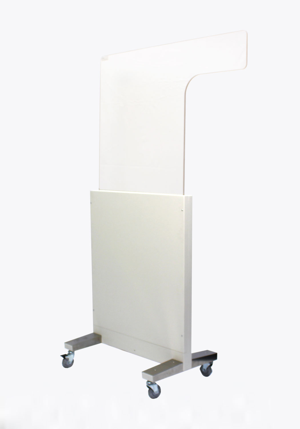 X-ray Mobile Barrier Adjustable Physician 076996