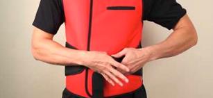 Lumbar lead apron