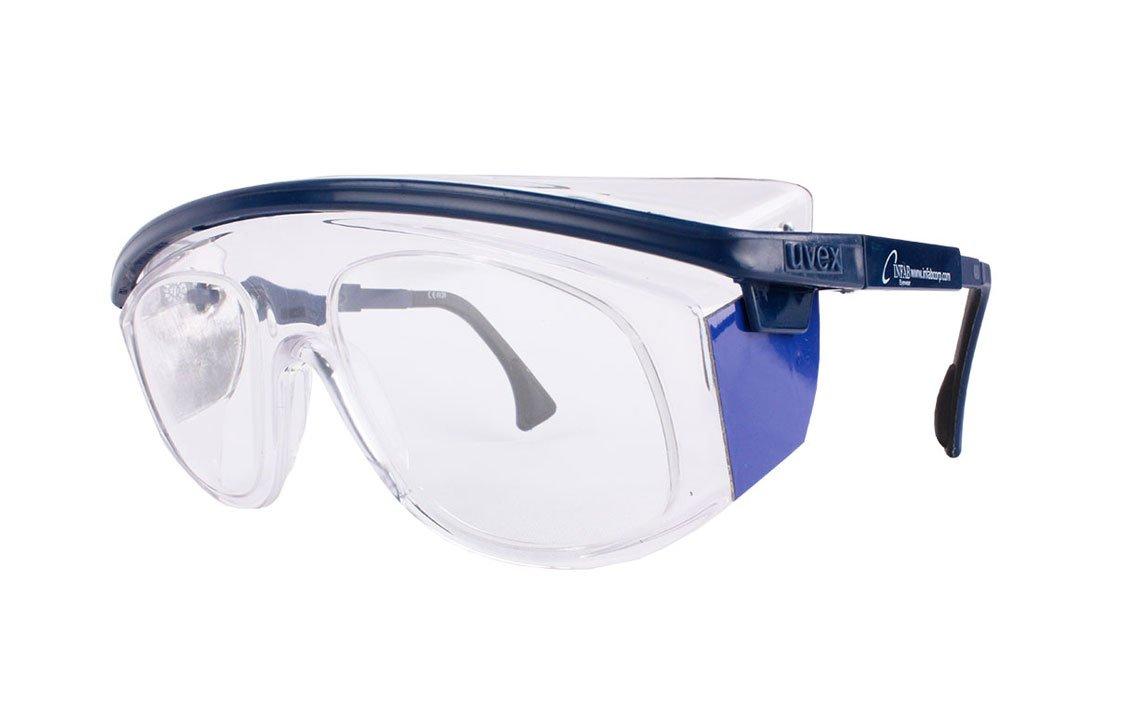 lente plomado - proteccion