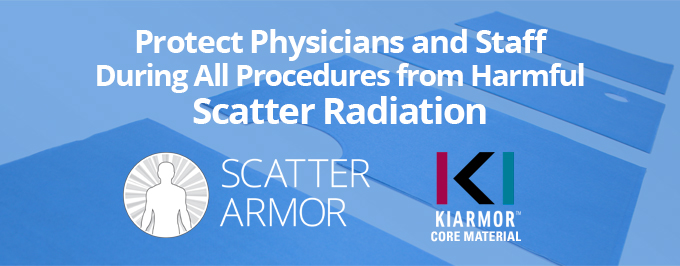 Scatter Armor Scatter Radiation Shields and Drapes