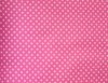 185 White Dots on Pink