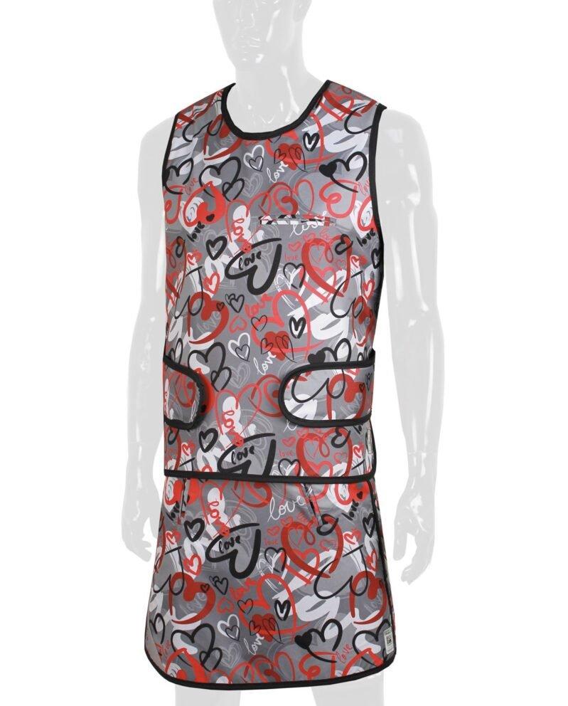Lead Apron Elastic Vest Skirt EVAS
