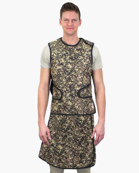 Reverse Vest & Skirt – Male – RVASM