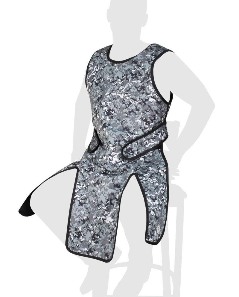 Revolution Vest and Skirt Base Lead Apron by Infab b304d611fb