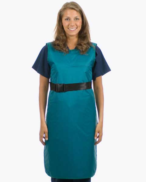 2″ Wide Belt Lead Apron – Female
