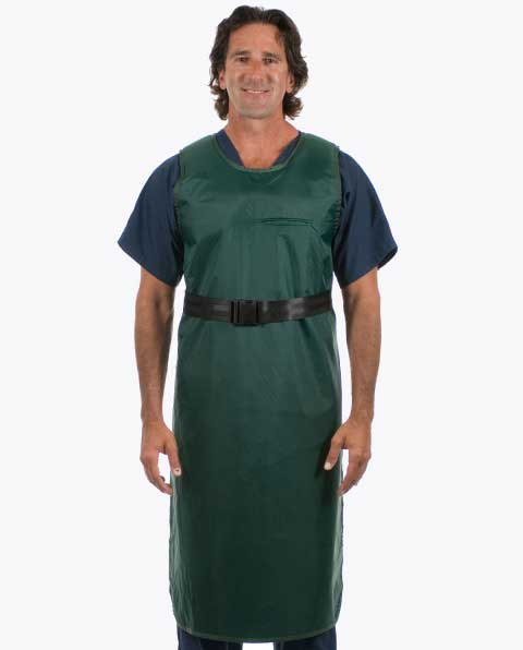 2″ Wide Belt Lead Apron – Male
