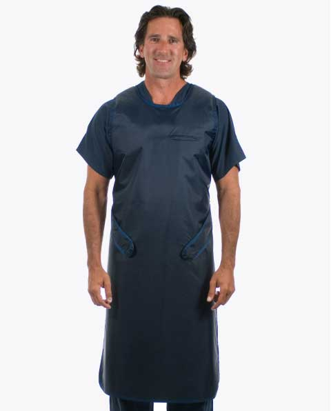Weight Reliever Front Protection Lead Apron – Male
