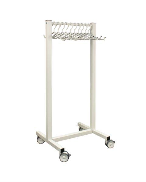 10 Hanger X-ray Apron Rack  – 683435