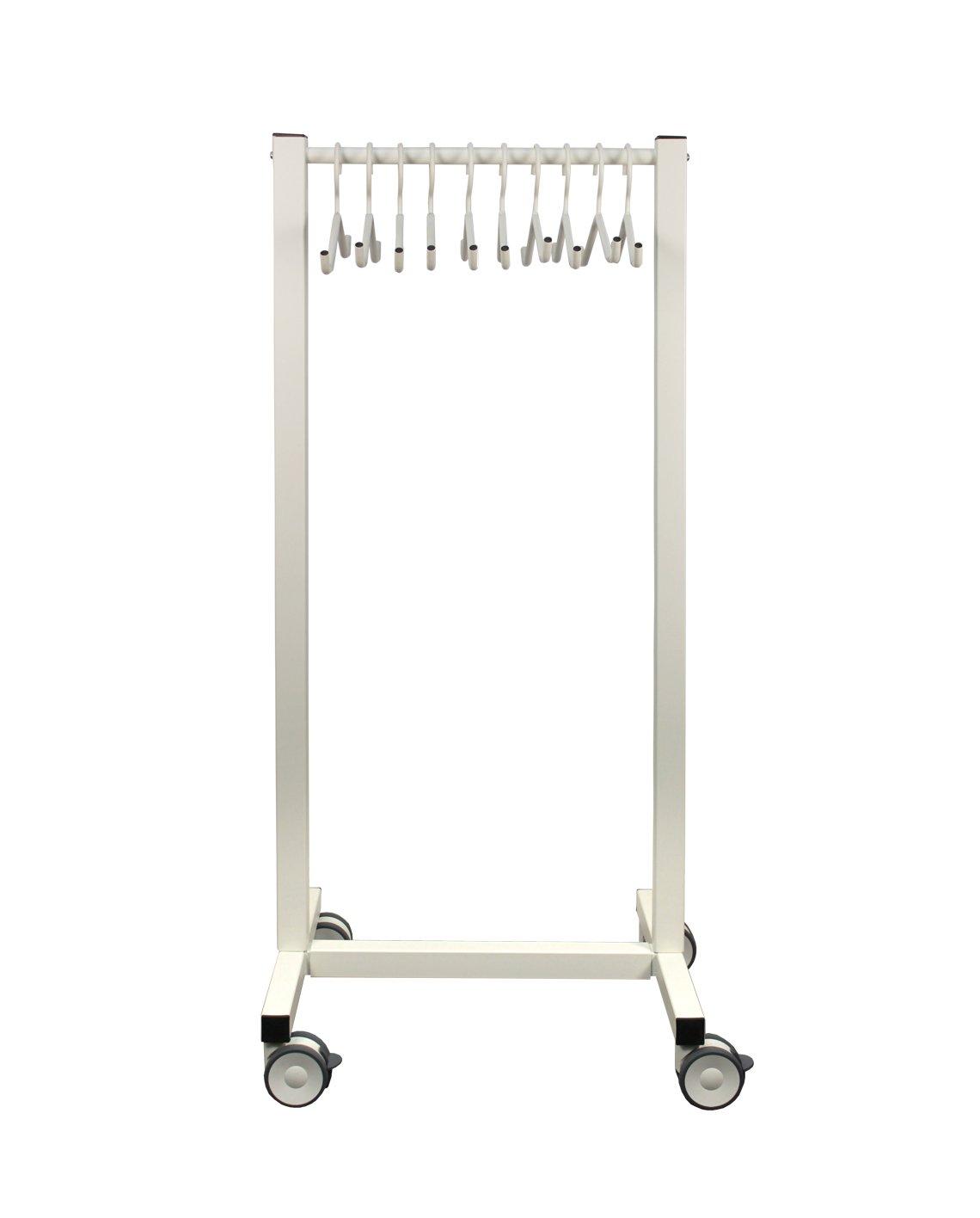 10 Hanger X Ray Apron Rack