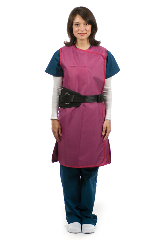 LSWF, Female Black Belt Full Wrap Apron