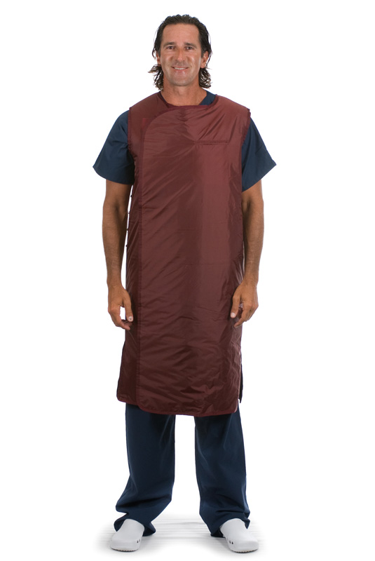 FCWM, Male Full Coat Wrap Apron