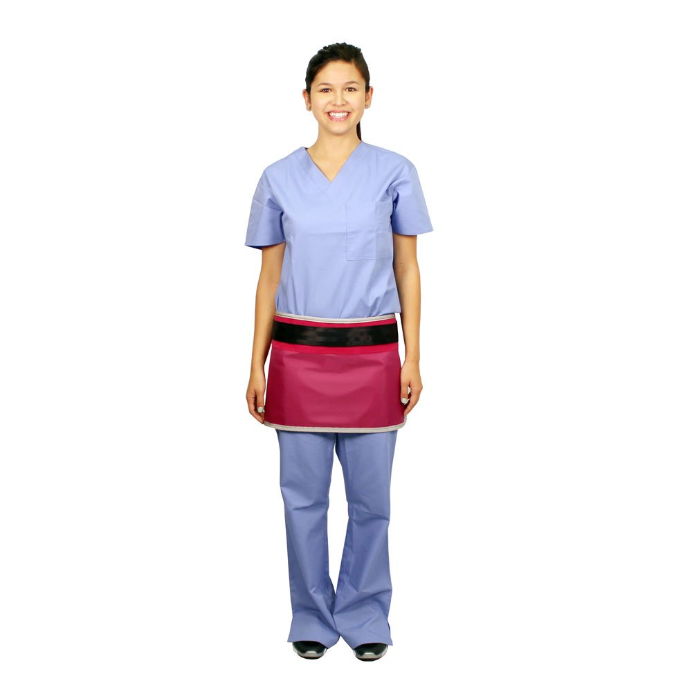 Half Apron With VELCRO® Brand Closure