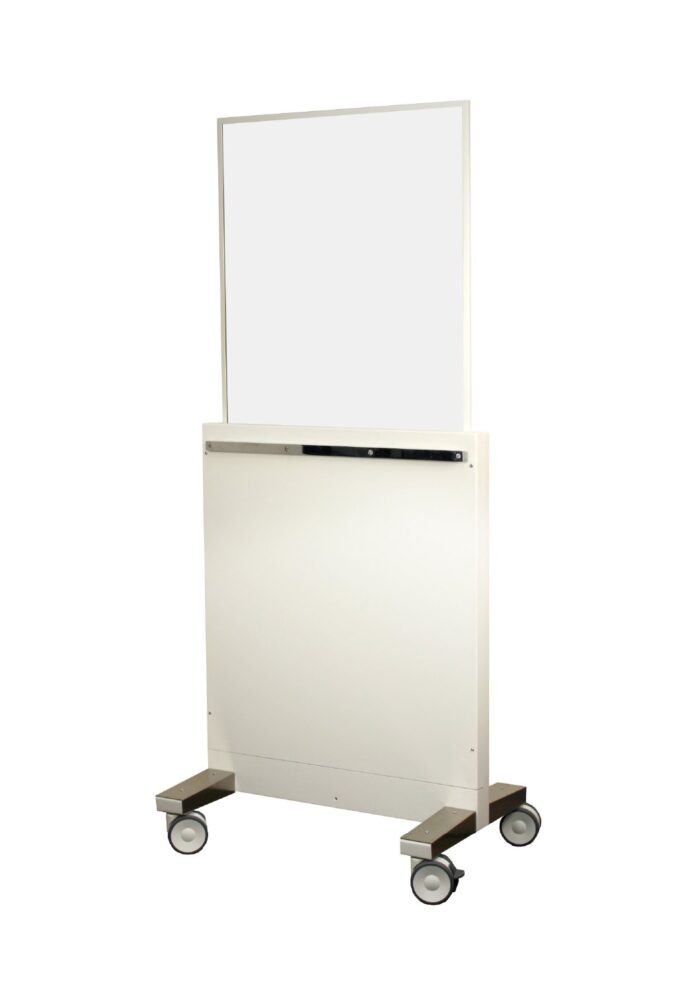 Technologist Protection X-ray Mobile Barrier – 076993