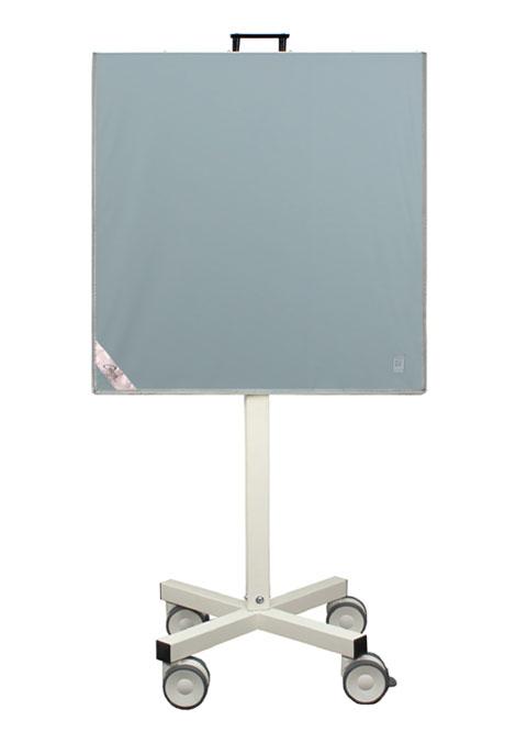 Revolution Solid Panel Mobile Curtain – REV-SPMC