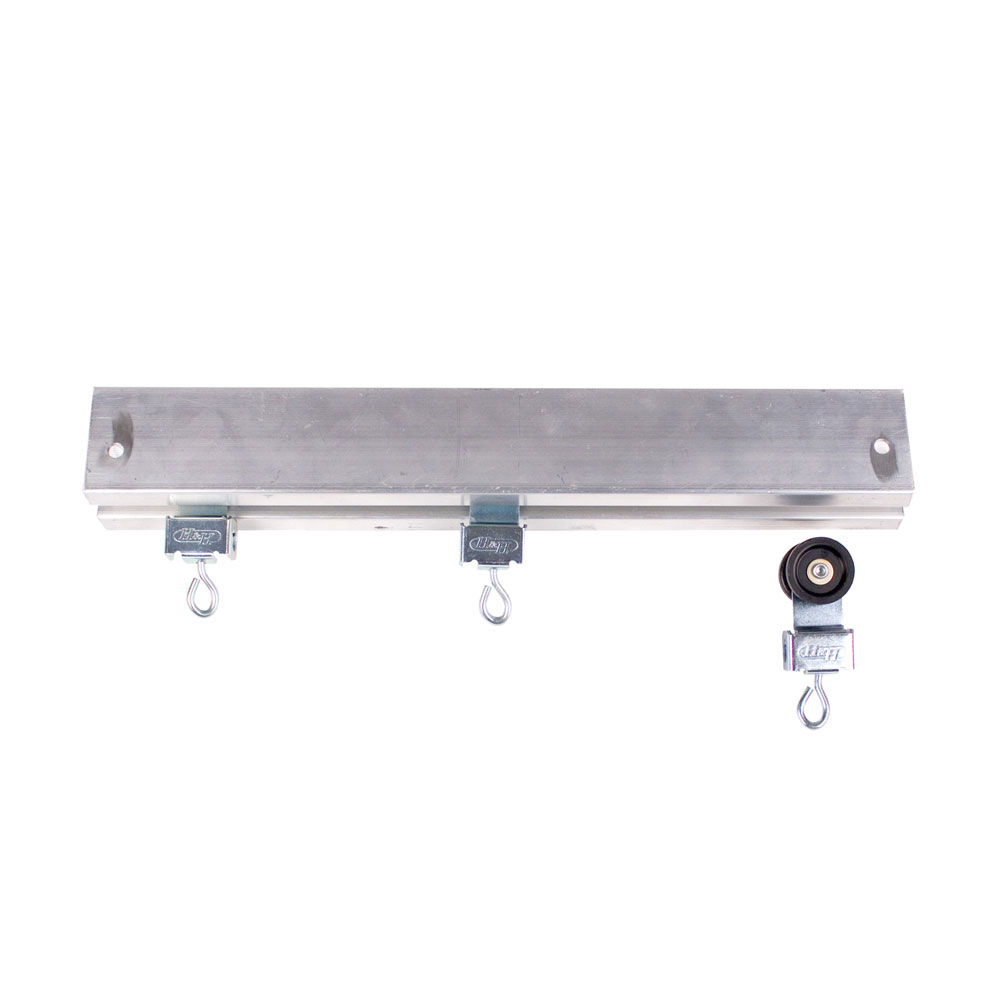 Straight Mounting Track For Lead Curtains
