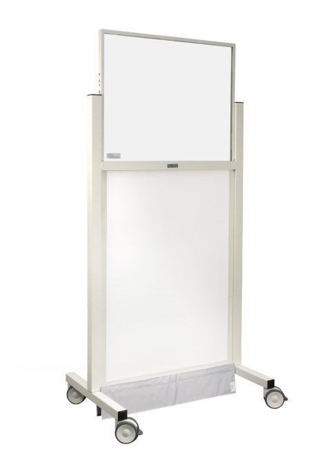 Standard X-Ray Mobile Barrier