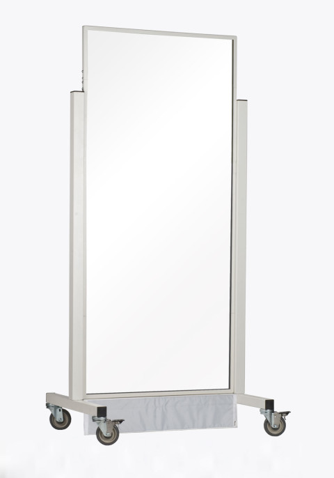 Large Window X-ray Mobile Barrier