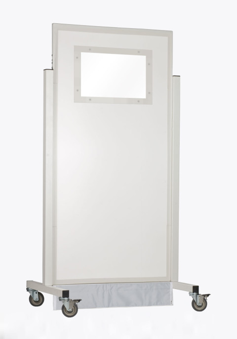 Medium Window X-ray Mobile Barrier