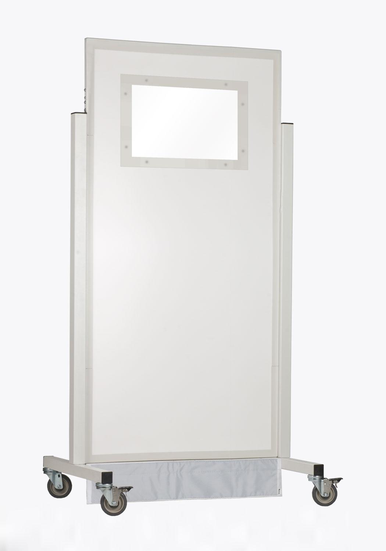 Medium Window X-ray Mobile Barrier – 683468