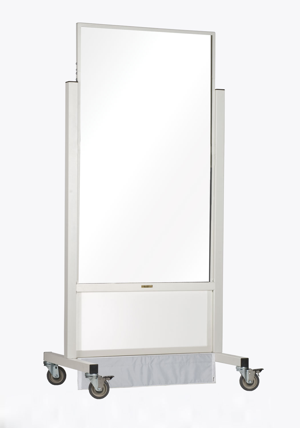 Mid Tall X-ray Mobile Barrier – 683473