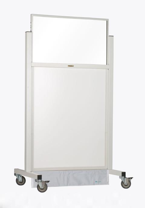 Regular X-ray Mobile Barrier