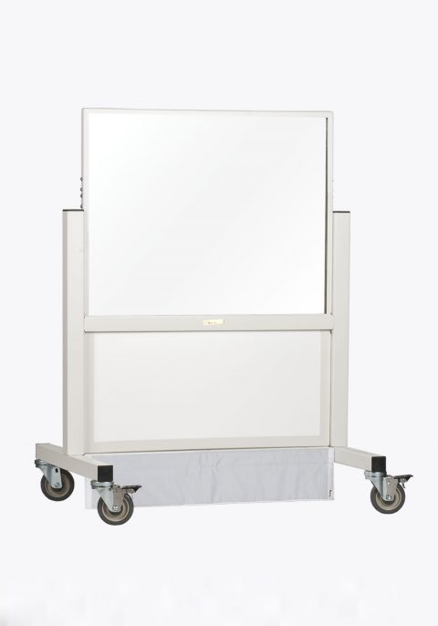 """Shorty"" X-ray Mobile Barrier"