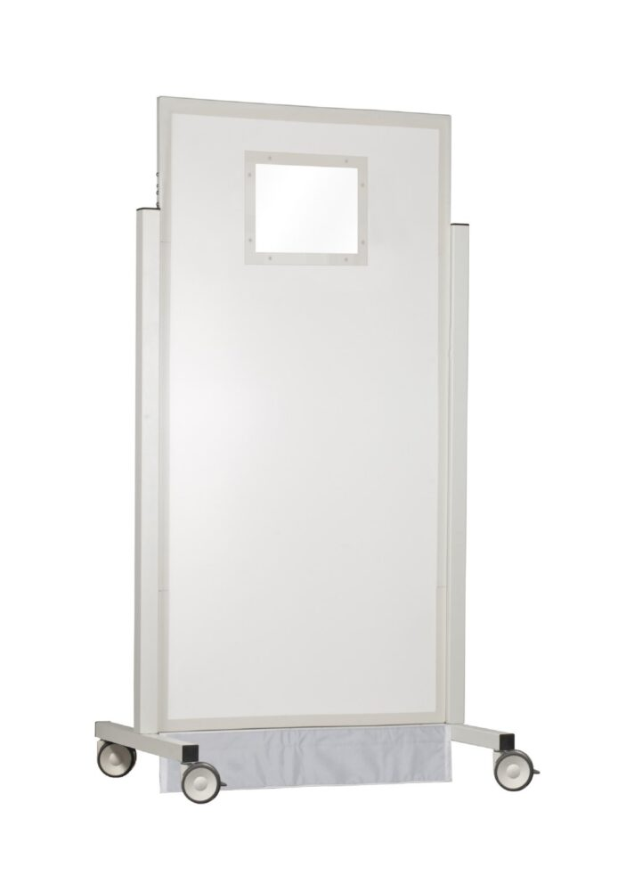 Small Window X-ray Mobile Barrier – 683465