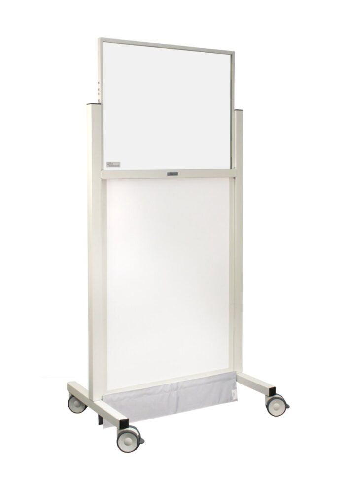 X-ray mobile barrier standard 683460