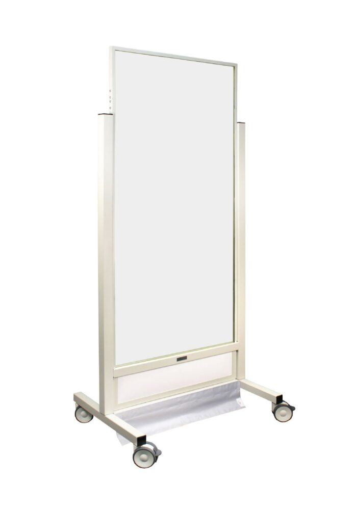 X-Tall X-ray Mobile Barrier – 683476