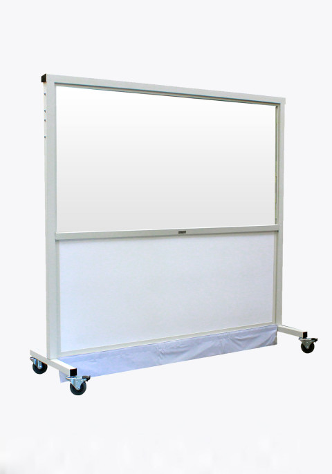 X-Wide X-ray Mobile Barrier