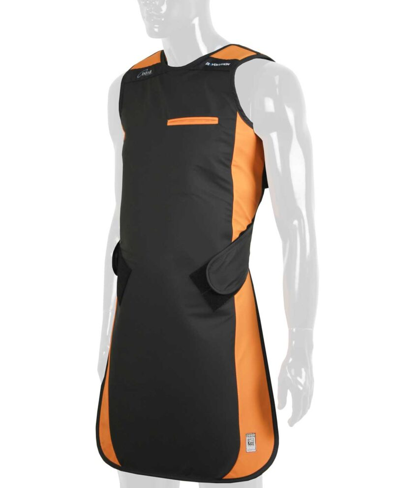 Revolution Front Elastic Back Protection Apron – 403