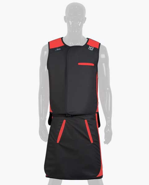 Revolution Vest And Skirt Lead Apron