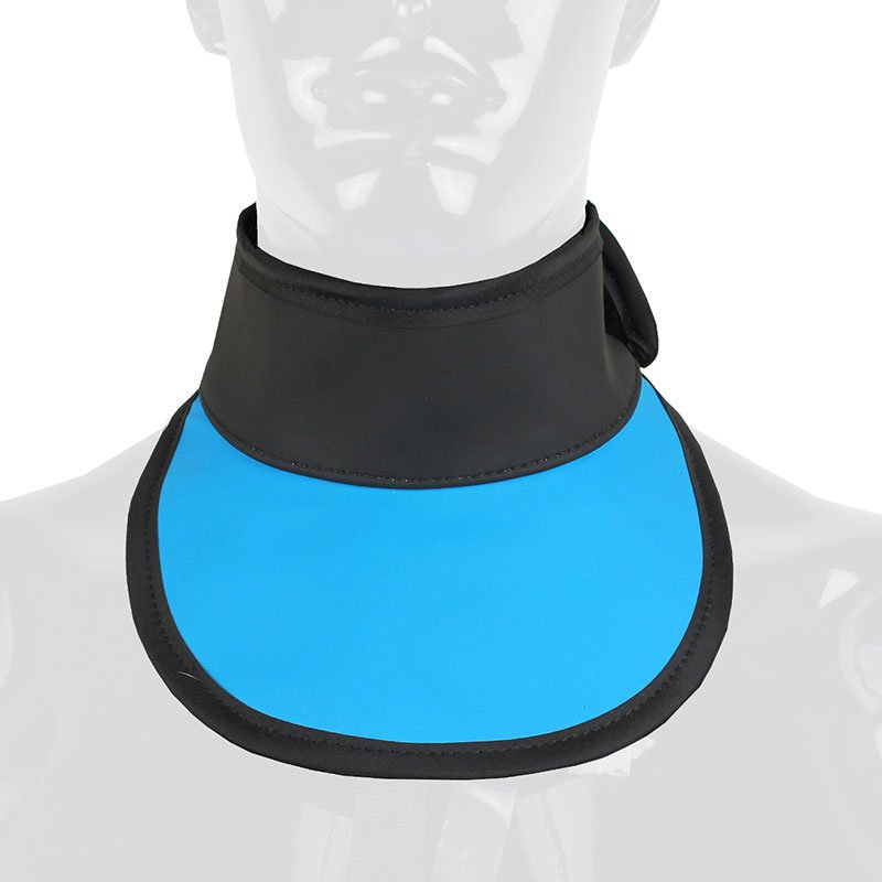 Visor Style Thyroid Collar