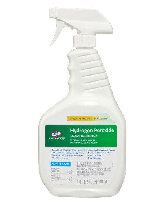 Clorox Hydrogen Peroxide Cleaner