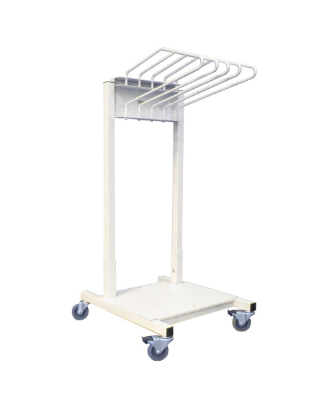 Budget Saver Mobile Lead Apron Rack With 5 Arms – 683426