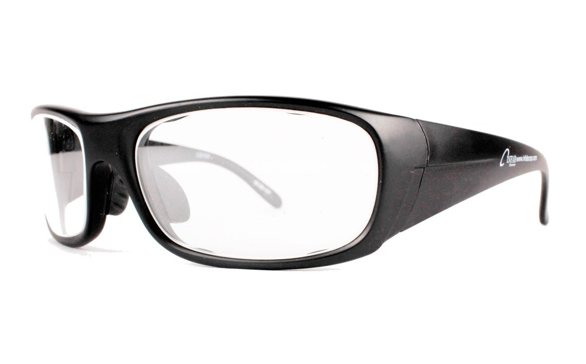 Lead Glasses Edge Black