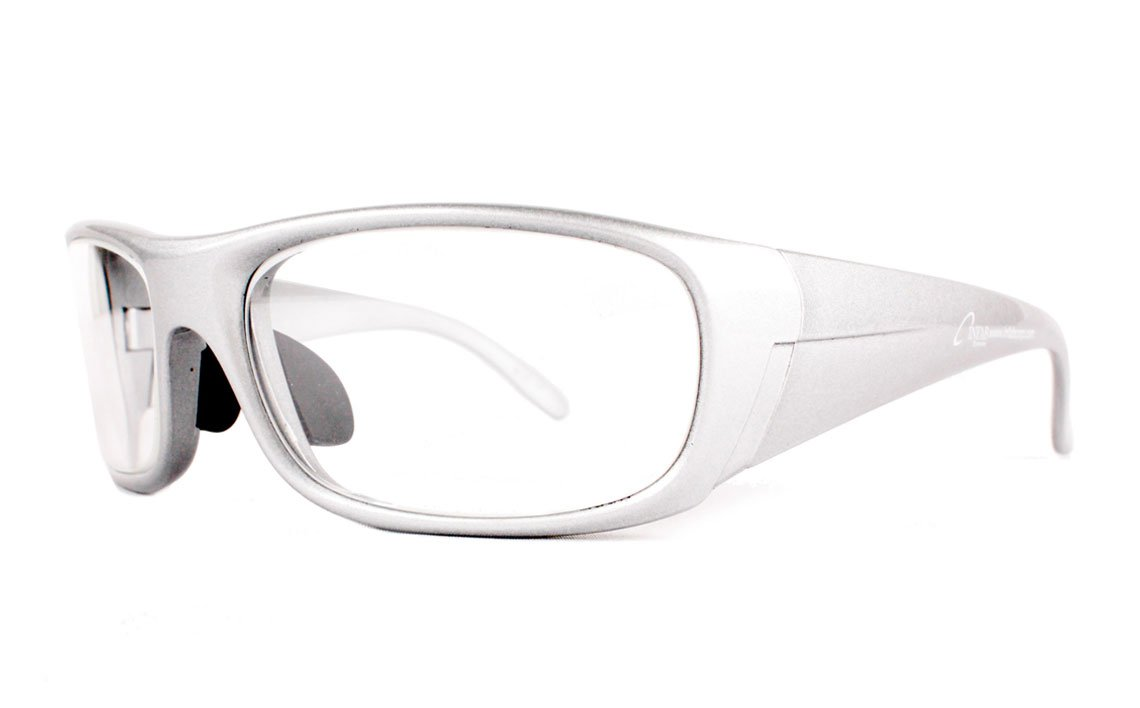 lead glasses edge white