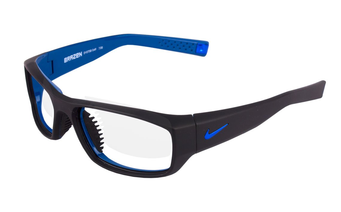 lead glasses nike brazen brown