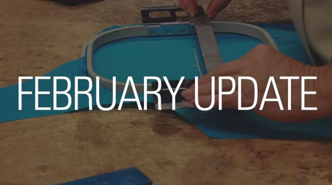 February 2015 Update: Scatter Armor, Smart Track Heat Stamps, And More.