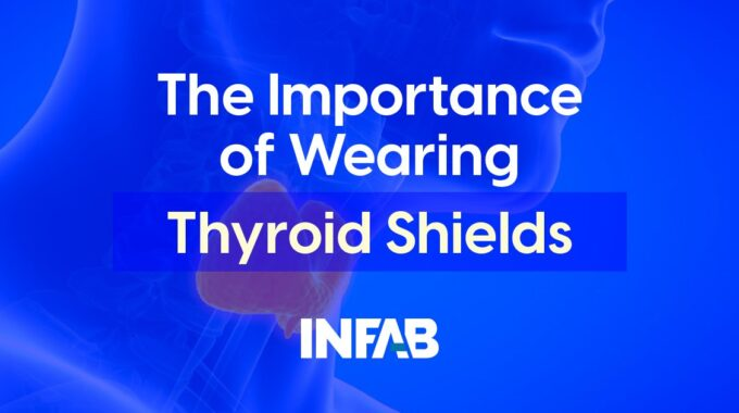 The Importance Of Wearing Thyroid Shields