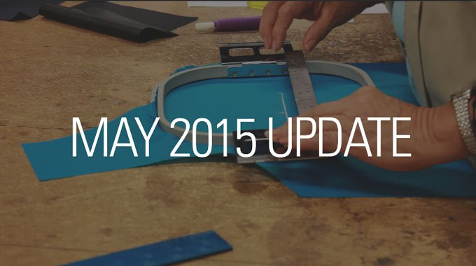 May 2015: AHRA, Memorial Day Holiday, Color Update