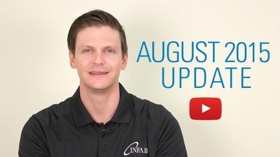 August 2015 Update