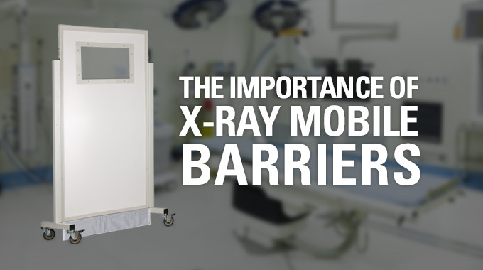 X-ray Mobile Barriers