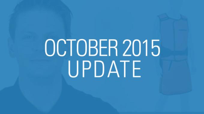 October 2015 Update