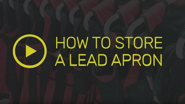 How To Store A Lead Apron