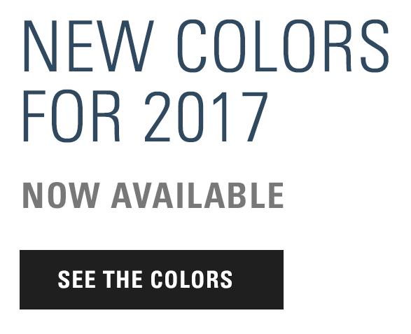 Lead Apron 2017 Colors