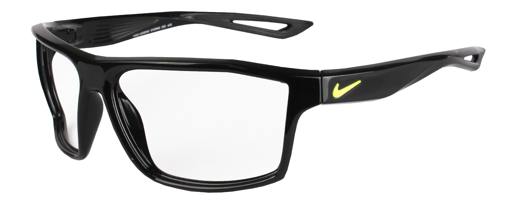 Nike Legend Black - Volt (001)