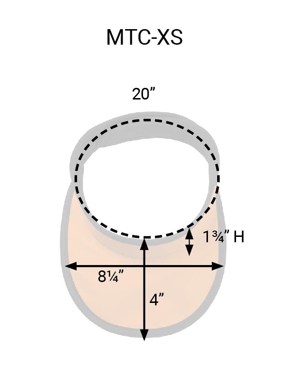 MTC-XS Dimensions